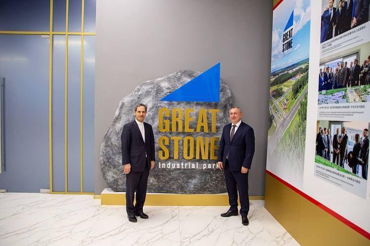 همکاری پارک صنعتی«سنگ بزرگ» بلاروسبا «پارک فناوری پردیس»/ بزرگترین پروژه چین در چارچوب « یک کمربند_یک جاده»