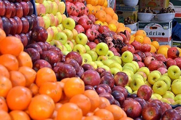 قیمت میوه و تره بار در ۱۴ فروردین ۱۴۰۰