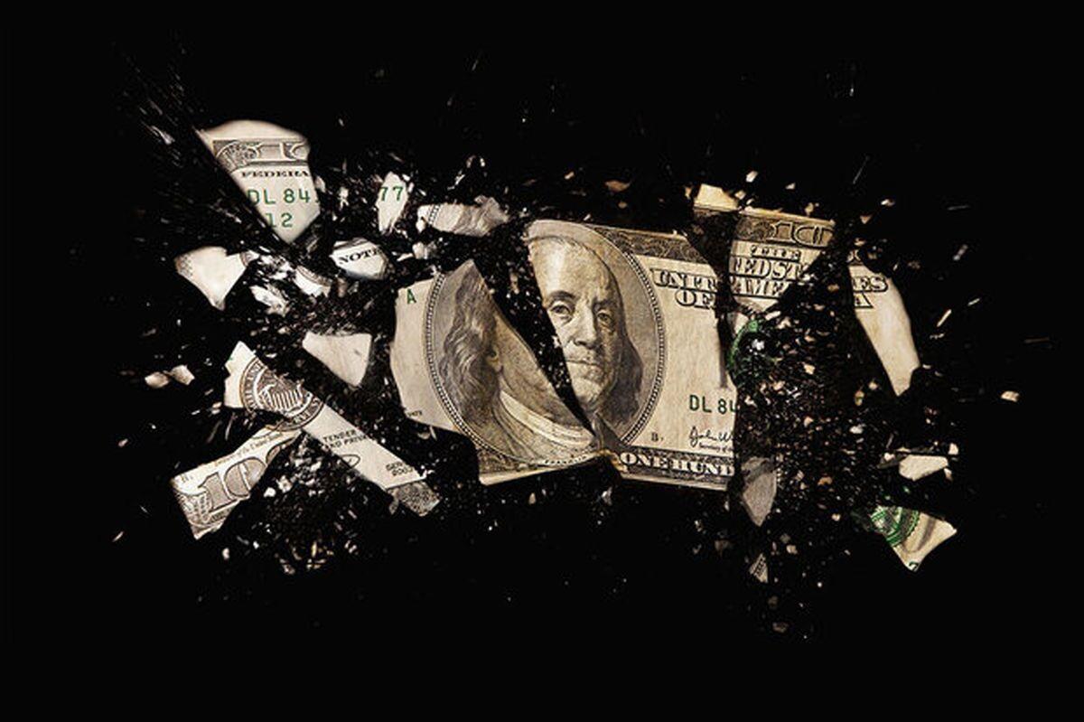 دلار در بازار جهانی عقب رفت