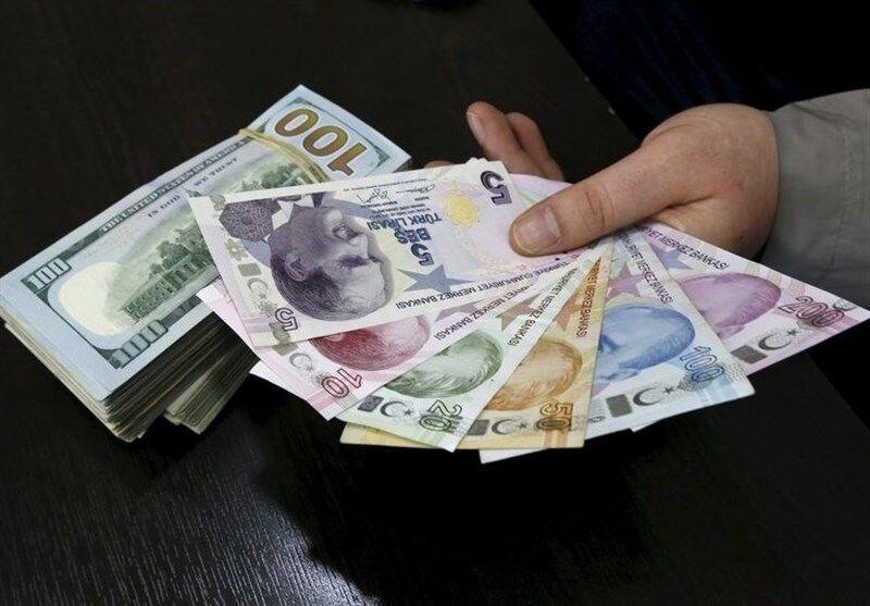 ذخایر ارزی ترکیه به کمترین میزان در ۱۸ سال اخیر رسید
