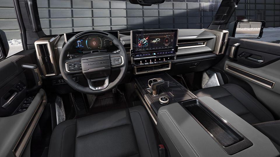 «هامر» شاسی بلند الکتریکی ۲۰۲۴ جنرال موتورز| قدرت کمتر و قیمت ارزانتر از وانت هامر