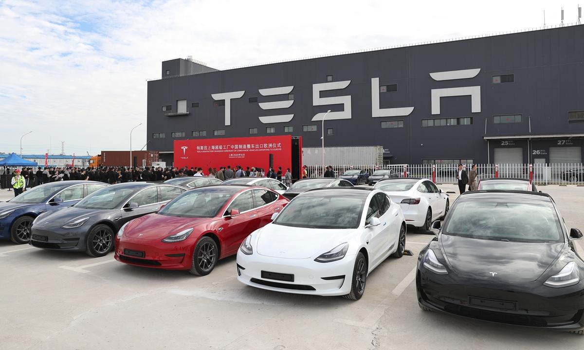 رشد ۵۰ میلیارد دلاری تسلا در بازار با تحویل خودروهای الکتریکی