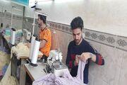 بازدید مدیرعامل سازمان صنایع کوچک ایران از واحدهای تولیدی روستای «کردآباد» همدان