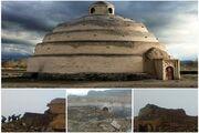 مرمت بنای تاریخی «یخدان میرفتاح» با ۶۳۰۰ میلیون ریال اعتبار