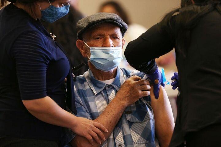 واکسیناسیون در کالیفرنیا 8