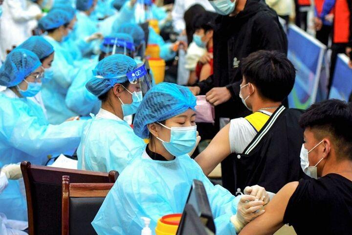 واکسیناسیون در چین 11