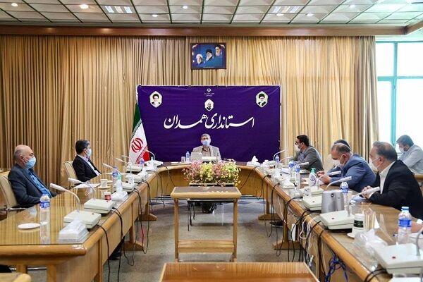 جذب ۱۰ هزار میلیارد سرمایه گذاری در پروژه های جهش تولید استان همدان