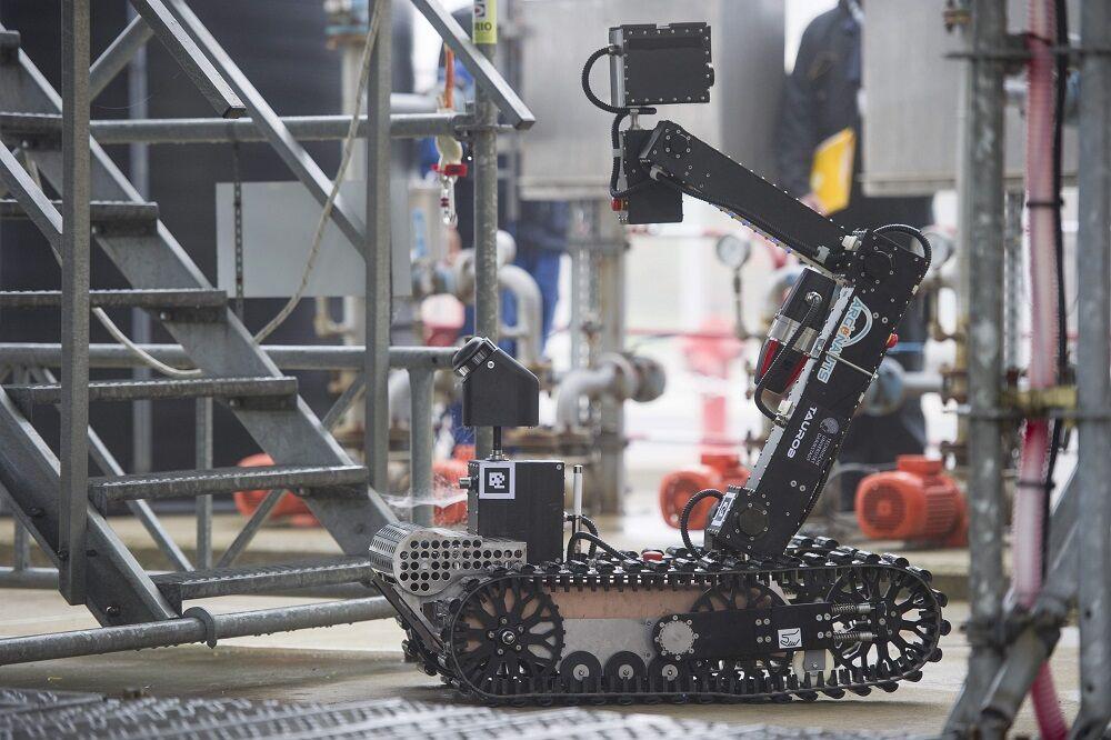 رباتها تهدید جدید برای کارگران نفتی