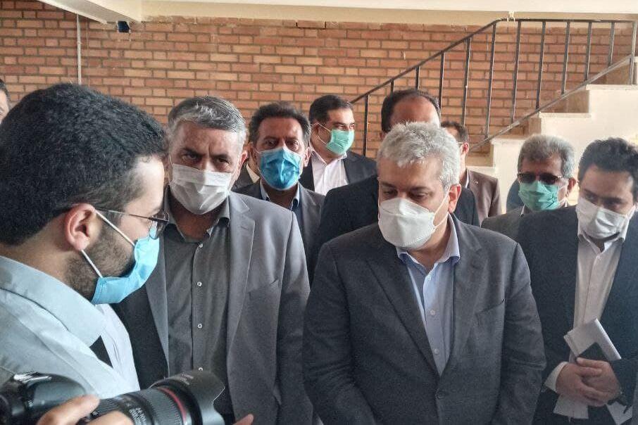 مرکز نوآوری کشاورزی پارک علم و فناوری استان سمنان افتتاح شد