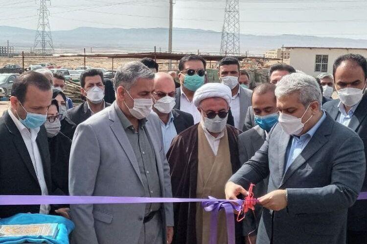 مرکز نوآوری ICT در پارک علم و فناوری استان سمنان افتتاح شد