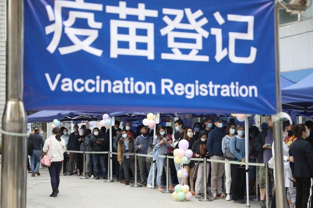 واکسیناسیون در چین آهسته اما همراه با کنترل شیوع کرونا