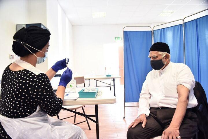 واکسیناسیون پاکستان 2