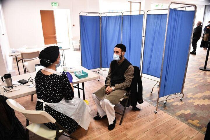 واکسیناسیون پاکستان 11