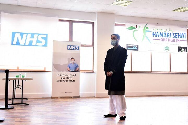 واکسیناسیون پاکستان 12