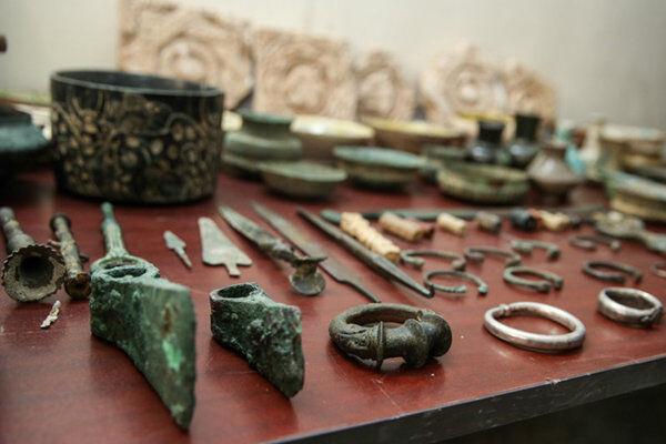 تملک بخشی از یک مکان جدید برای راه اندازی مجدد موزه نهاوند