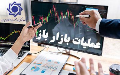 تعیین نرخ سود سیاستی بین بانکی با عملیات بازار باز