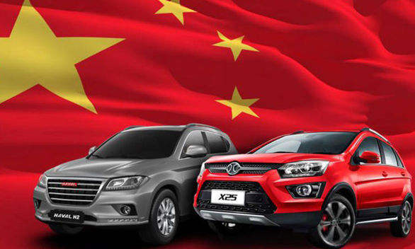 خودروسازی چین سلیقه مشتریان ایرانی را به خوبی درک کردهاند!
