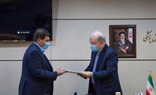 اهدای ۴۰ اکسیژن ساز و ۲۰۰ بای پپ به مراکز درمانی کشور