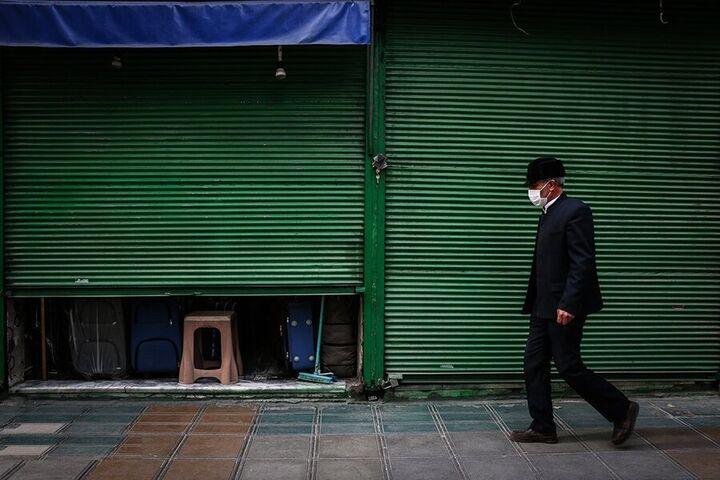 کسبه بوشهر ناراضی از محدودیتها؛ دولت بازاریان را حمایت نکرد