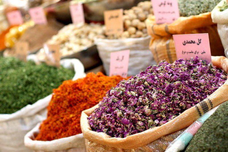 کشت ۲۰ نوع گیاه دارویی در مزارع استان کرمانشاه