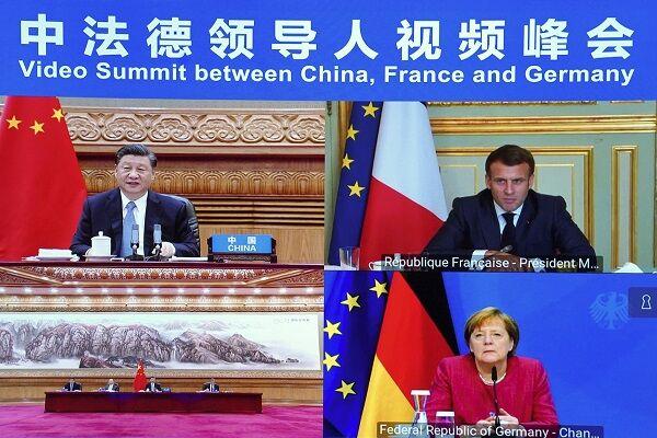 پیشتازی چین در اقتصاد بدون کربن  اهمیت همکاری پکن با فرانسه و آلمان