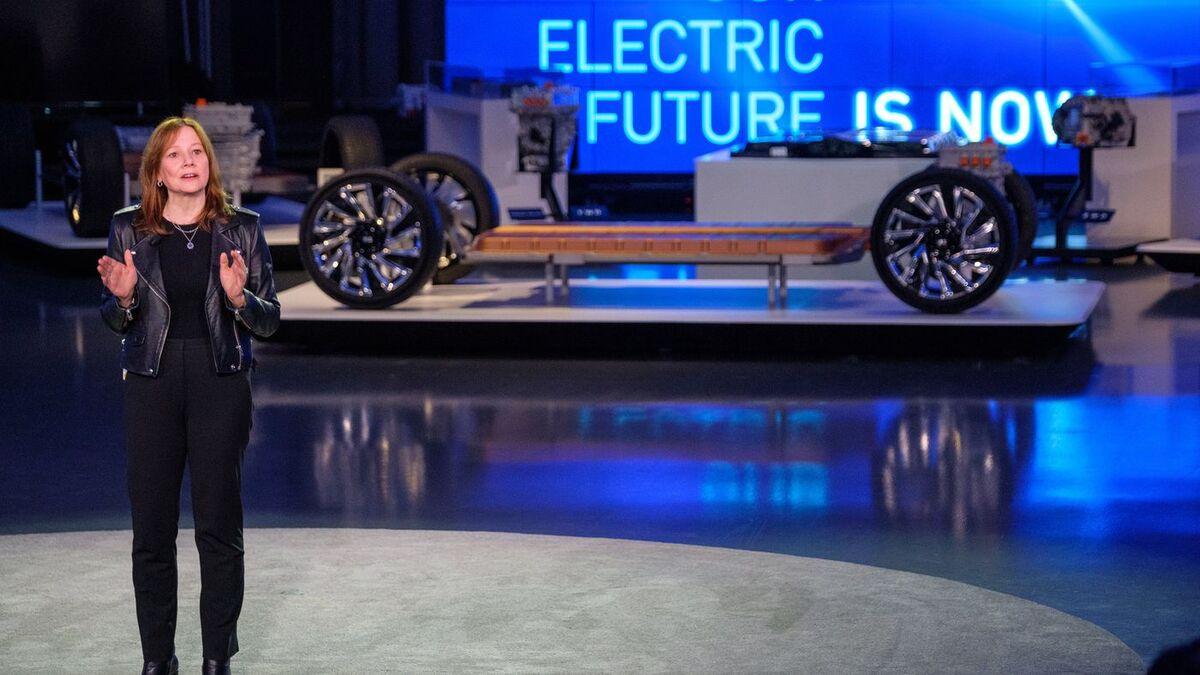 ال جی و جنرال موتورز کارخانه تولید باتری احداث میکنند+ تصاویر