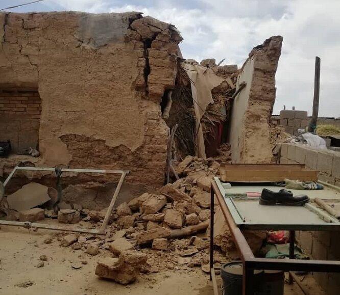 زلزله ۵.۷ ریشتری مرز بوشهر و فارس را لرزاند