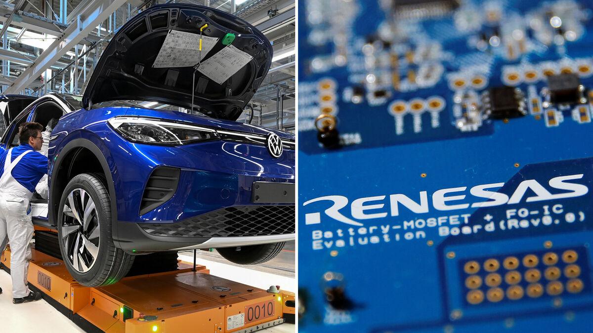 رونساس ظرفیت تیراژ تولید تراشهها را بازیابی میکند| بحران کمبود قطعات نیمه هادی کاهش مییابد