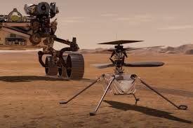 پرواز هلیکوپتر در «مریخ»؛ «ناسا» غیر ممکن را ممکن ساخت