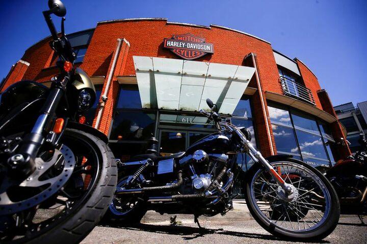 بازگشت «هارلی دیویدسون» با موتورسیکلت های مسافرتی