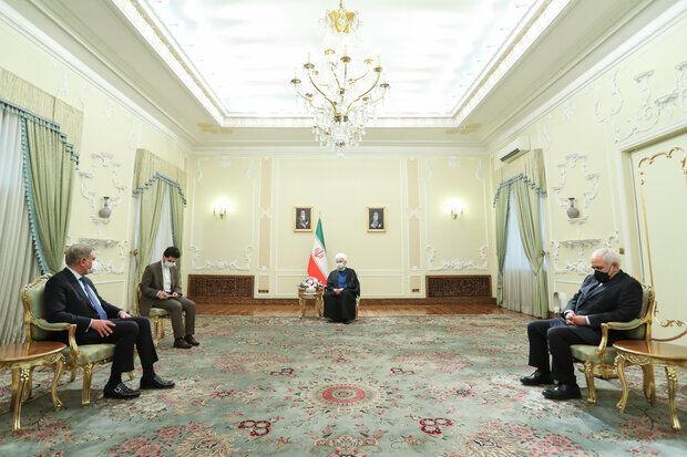 ایران آماده تامین انرژی پاکستان است