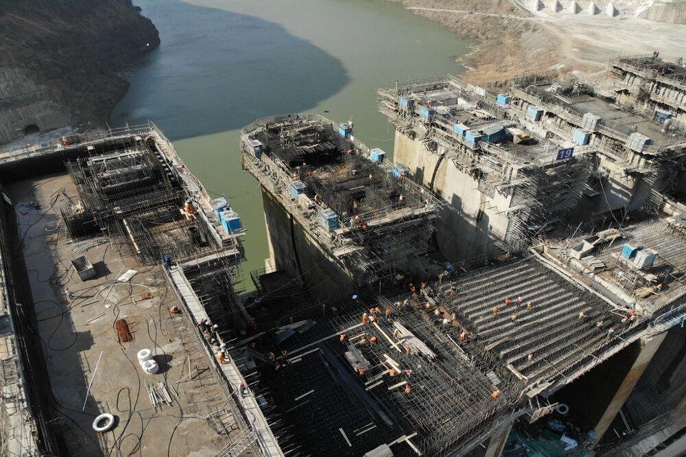 رونمایی از نیروگاه برق آبی جدید در چین
