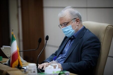 وزیر بهداشت از رییس بانک مرکزی قدردانی کرد