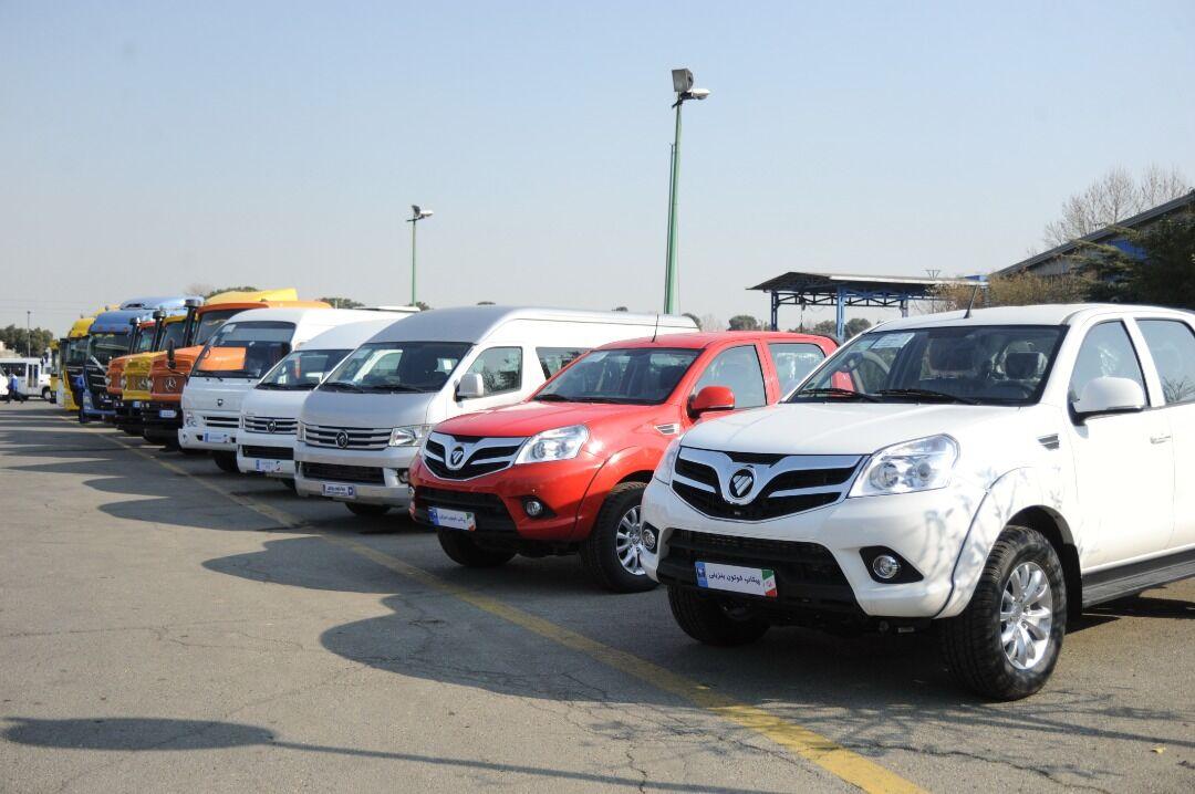 تولید ۸۲۰۰ دستگاه خودروی تجاری در ایران خودرو دیزل| محصولات جدید در راه بازار