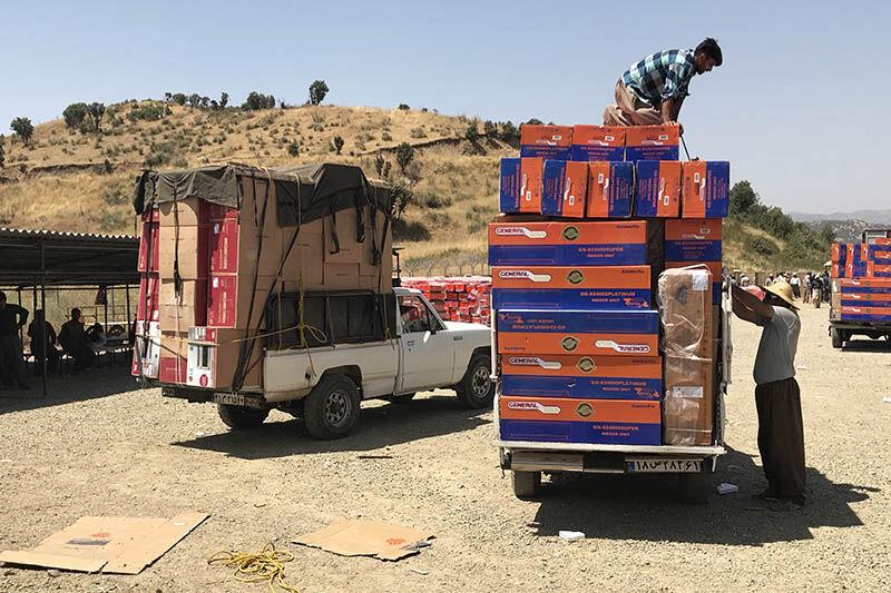 اجازه واردات کالاهای اساسی به پیلهوران از محل ارز صادراتی