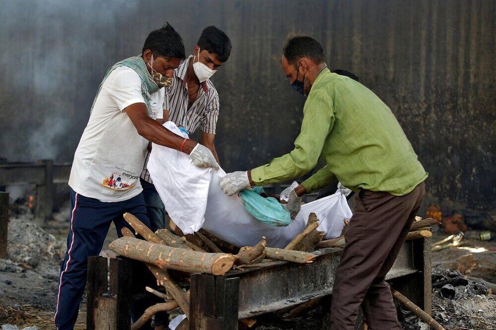 نگرانی کشورهای مختلف از گسترش کرونای جهش یافته هندی