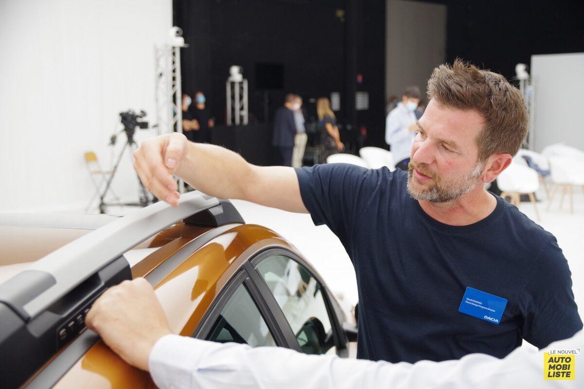 «دیوید دوراند» رئیس طراحی «داچیا» شد