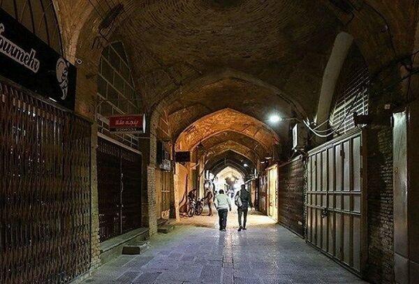 اقتصاد کرونا زده در بازار اصفهان؛ تاب آوری اصناف ته کشیده است