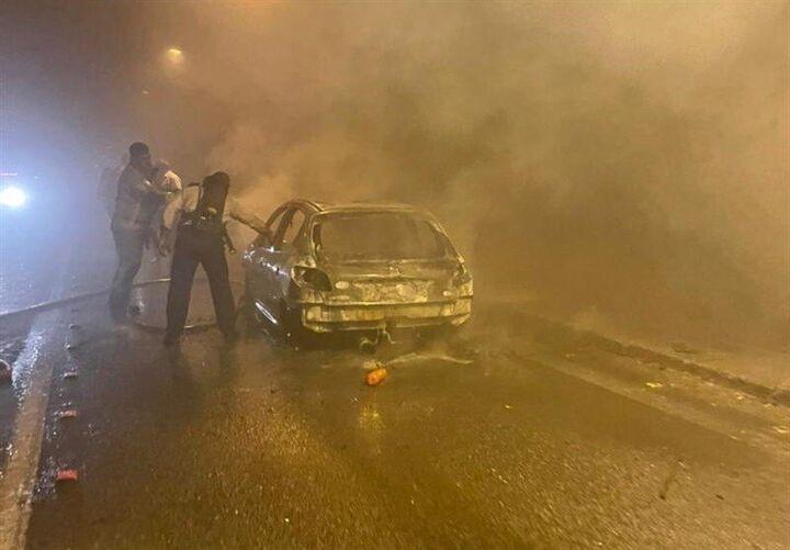 عامل حریق خودروهای ایرانخودرو و سایپا چیست؟ | تکرار تجربه مجدد آتش افروزی خودروها