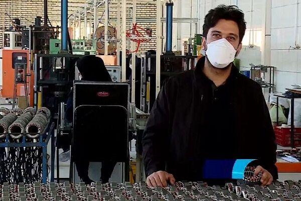 شرکتی دانش بنیان در تبریز به فناوری تولید الکتروموتور دست پیدا کرد