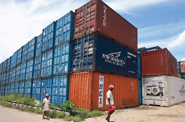 رشد صادرات هند در اوج همه گیری کرونا