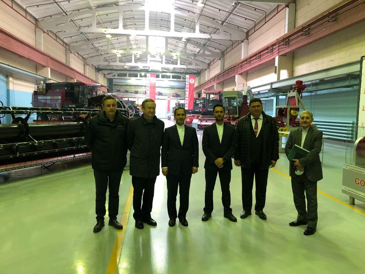 توسعه و تقویت همکاری های اقتصادی ایران و بلاروس