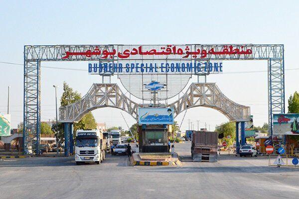 ۸۵ درصد اشتغال منطقه ویژه اقتصادی بوشهر مربوط به حوزه تولید است