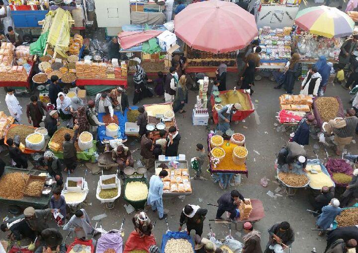 پیشتازی ایران در بازار غذای افغانستان| دلزدگی تاجران افغان از خریدهای آنلاین