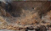 عمده خسارات سیل بیاضیه مربوط به راهها و باغات است/ کشته شدن ۴ نفر