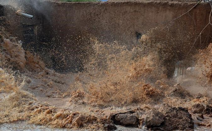 زخم باران تابستانی در مازندران؛ خسارت چندهزار میلیاردی