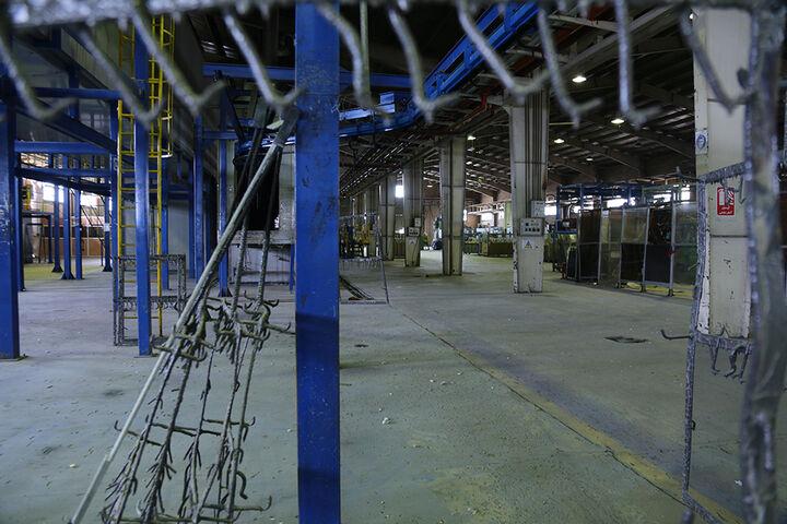 کارخانه قطعه سازی