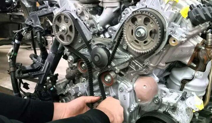 آنچه که باید از تسمهتایم بدانید| کیفیت قطعه تضمین سلامت موتور خودرو