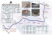 بازدید از روند پروژه راهآهن یزد-اقلید با ۹۵ درصد پیشرفت فیزیکی