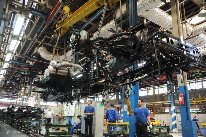 تولید ۴ خودرو با ۵ ستاره کامل کیفی در اردیبهشت ۱۴۰۰